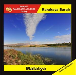 m- Karakaya Barajı